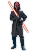 Child Deluxe Darth Maul Costume