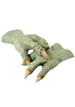 Yoda Deluxe Latex Hands