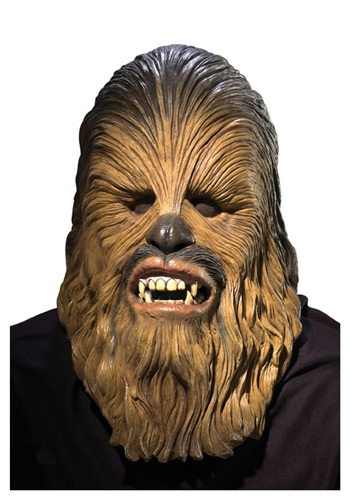 Chewbacca  Deluxe Latex Mask
