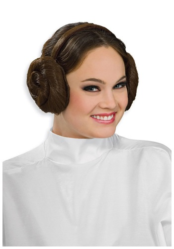 Princess Leia Bun Headpiece