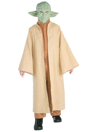 Deluxe Children's Yoda Costume