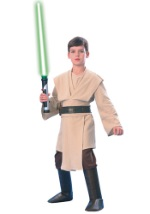 Child Super Deluxe Qui-Gon Jinn Costume