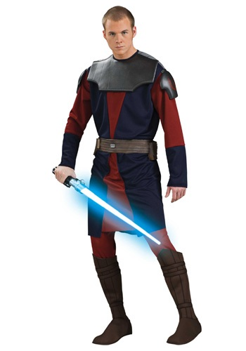 Deluxe Anakin Skywalker Clone Wars Costume